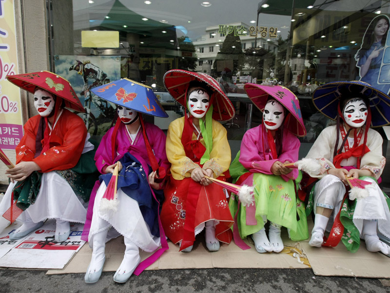 South Korea Prostitution Laws